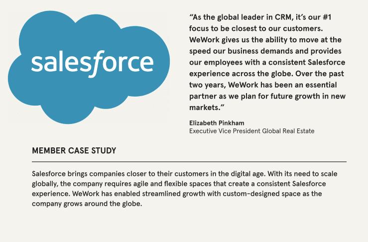 salesforce-wework-case-study