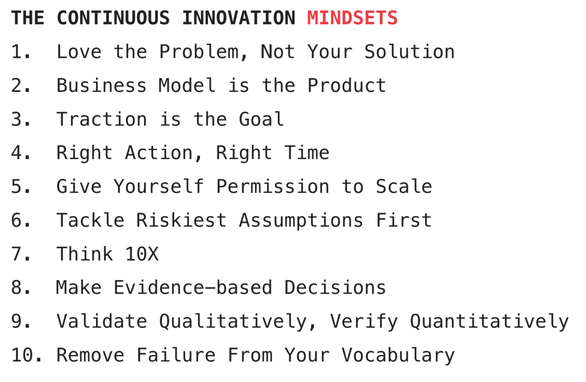 the-continuous-innovation-manifesto