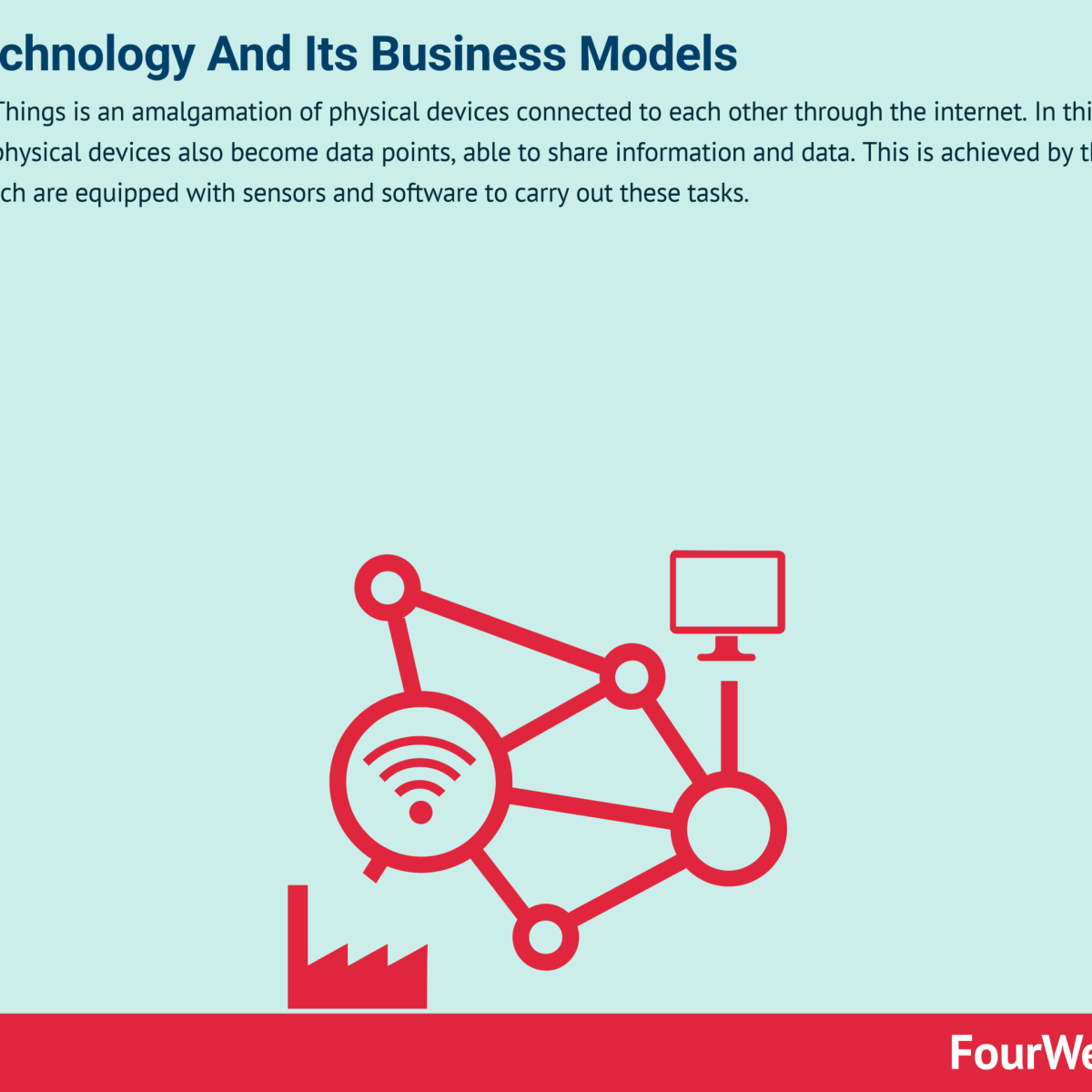 IoT Technology And Its Business Models