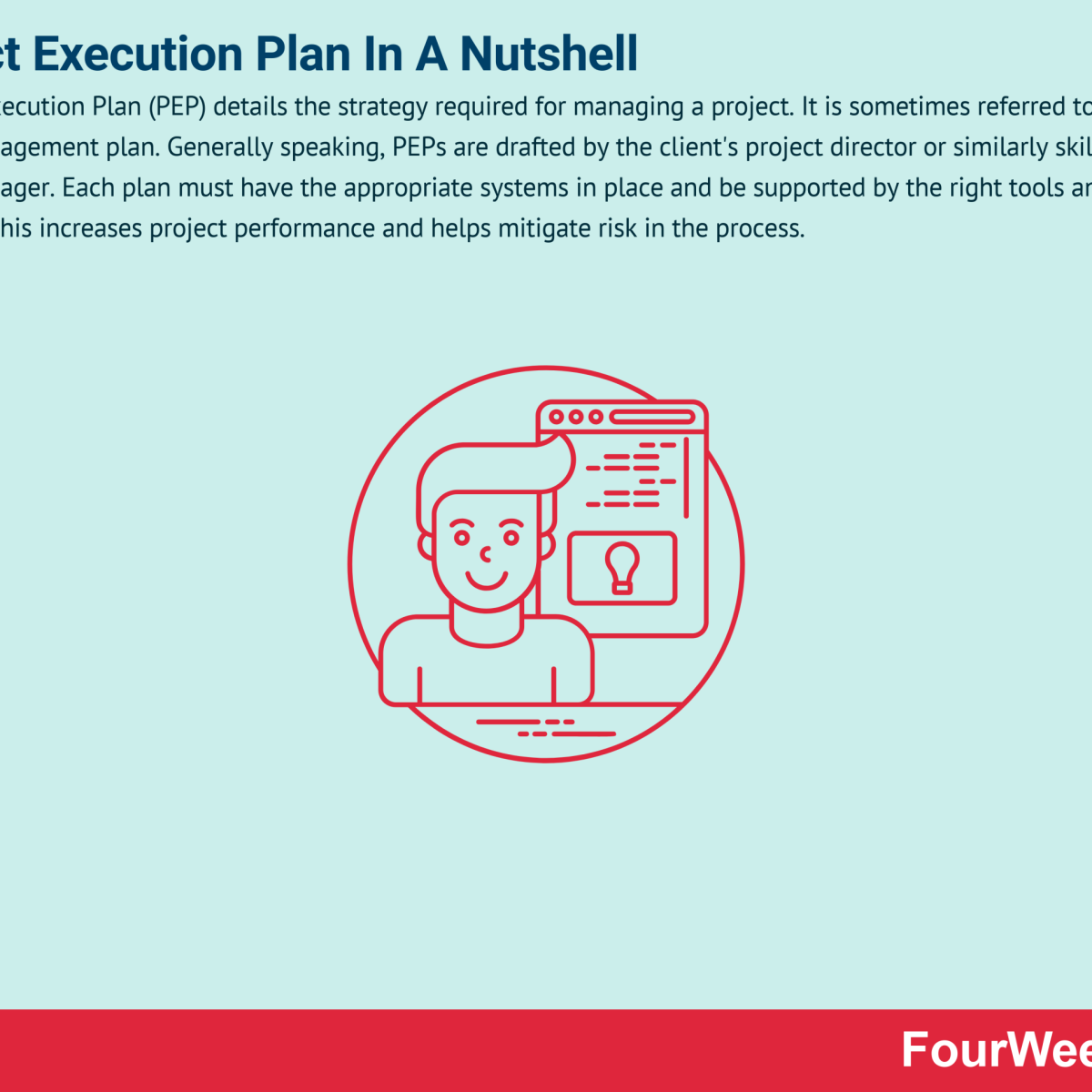 What is a Project Execution Plan? Project Execution Plan In A Nutshell