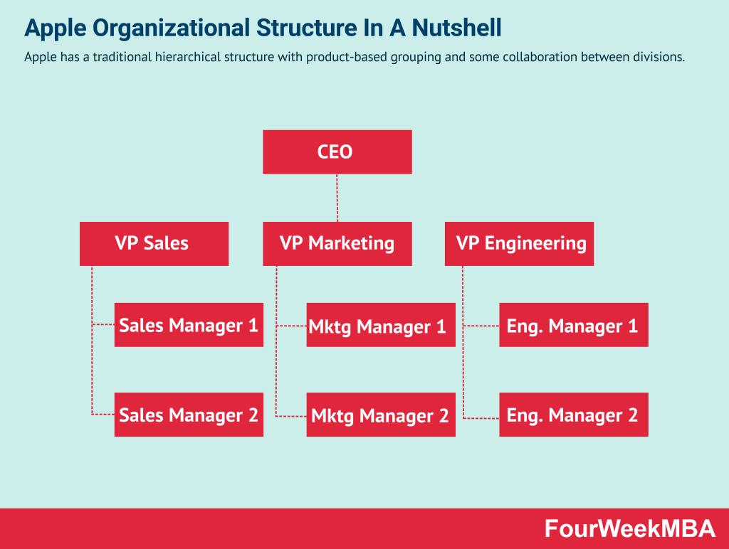 apple-organizational-structure