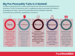 What Are The Big Five Personality Traits? Big Five Personality Traits In A Nutshell