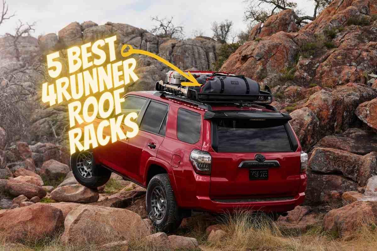5 best 4runner roof rack options 5th