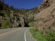 St. Vrain Canyon
