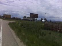 """Sign """"Lake John"""""""