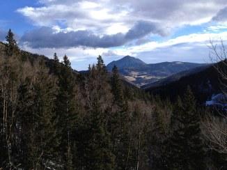 West Spanish Peak