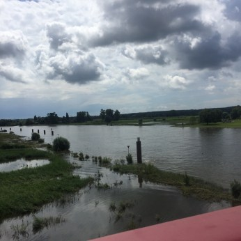 rivier vanaf rode brug