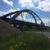 spoor brug Eefde, Gelderland