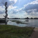 beeld in IJssel dicht bij Olst