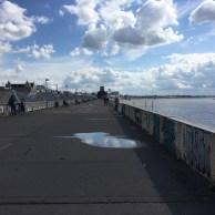 promenade langs de rivier