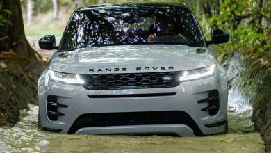 2021 Range Rover Evoque 4x4 Expected