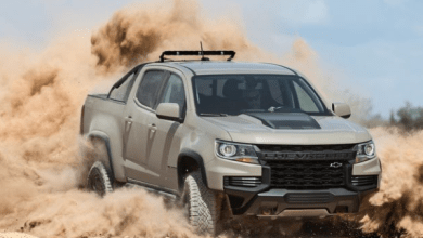 2021 Chevrolet Colorado Z2 4x4