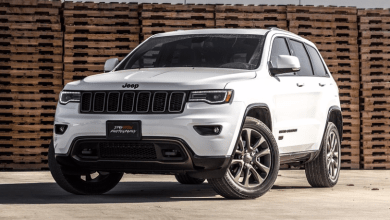 2021 Jeep Grand Cherokee SRT 4x4 Review