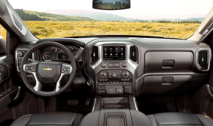 2022 Chevy Reaper ZRX Interior