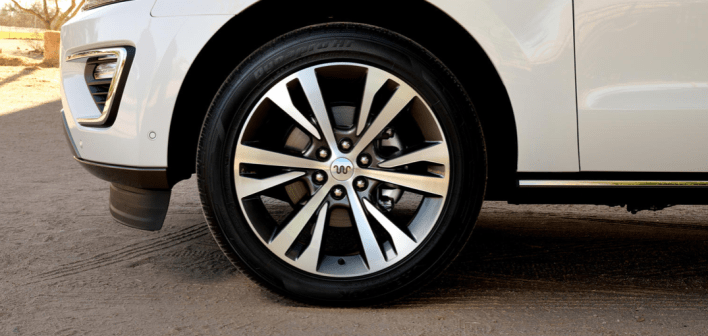ford expedition platinum ground clearance