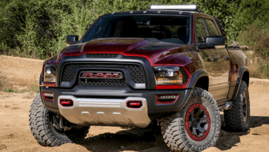 Photo of 2023 RAM Rebel TRX Hellcat USA Release
