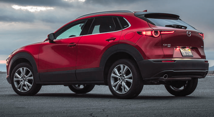 2022 Mazda CX-30 Premium Package Exterior Colors