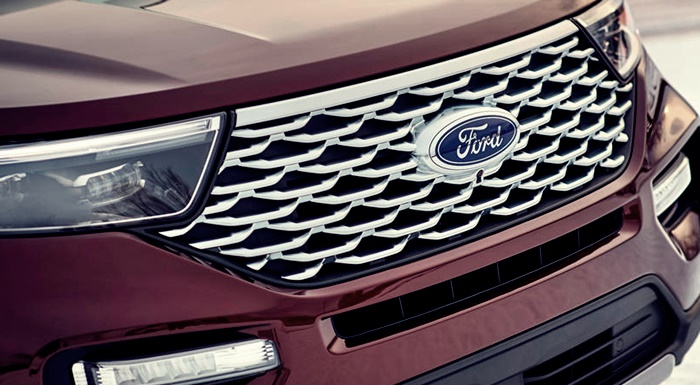 Ford Explorer Platinum 2022 Engine