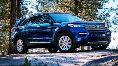 2022 Ford Explorer Redesign