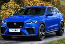 Photo of 2022 Jaguar F Pace Concept New Desain