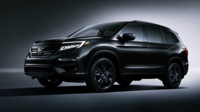 Photo of 2023 Honda Pilot Concept