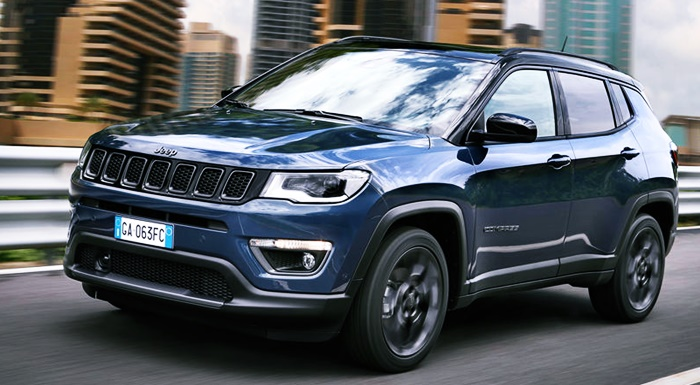 New 2023 Jeep Compass 4xe Concept