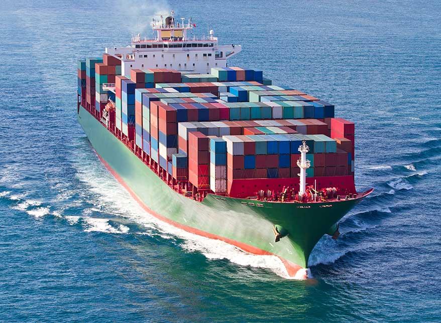 transport maritime de marchandises togo afrique