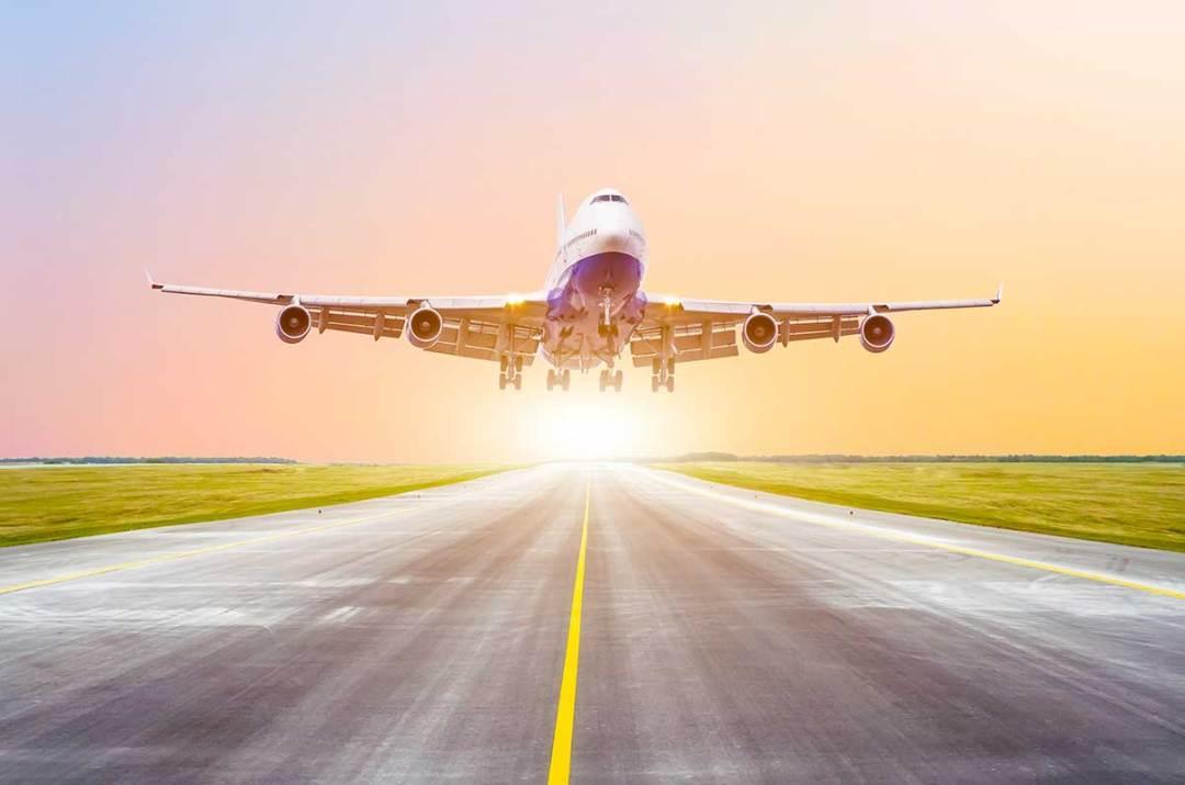 Transport et fret aérien