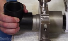 Chemtrol Handheld Tool Installation