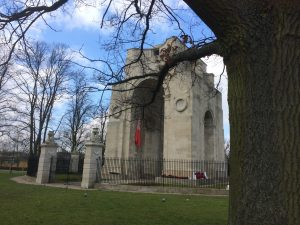 Victoria Park - War Memorial