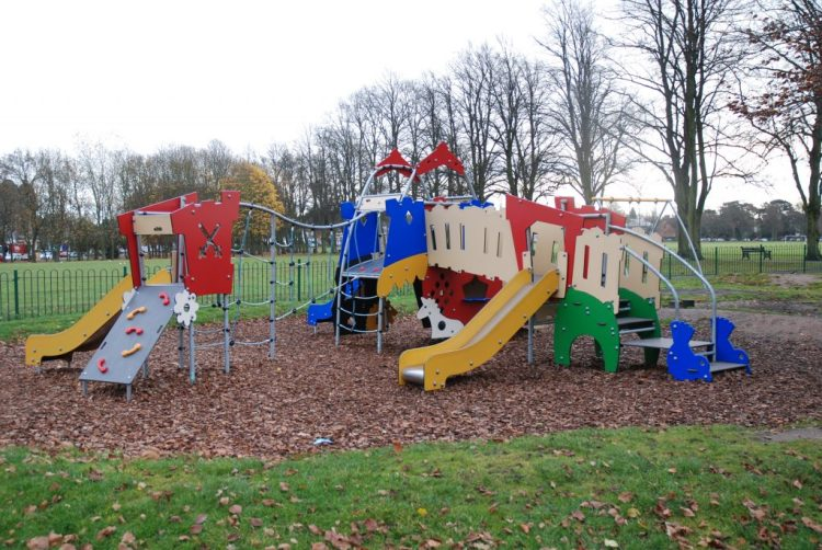Play Area for Younger Children