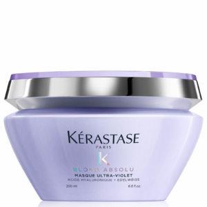 Kérastase Blond Absolu Masque Ultra Violet Treatment 200ml
