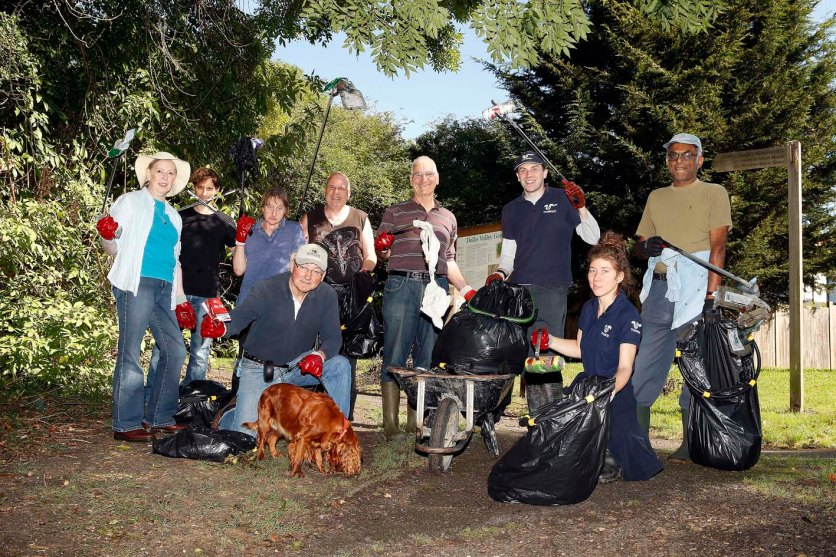 As part of the Keep Barnet Clean campaign, the council will support and encourage local residents, Friends of Park groups and Ward Cllrs to take the lead to organise litter pick events in their local area