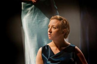 Emma in The Women of Troy ©Adam Trigg