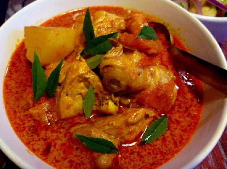 Kari Ayam Ala Produk Indofood