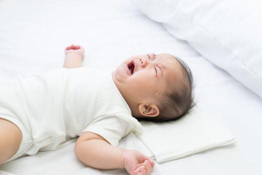 bayi nangis tiap malam