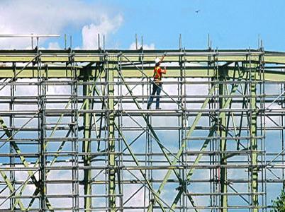 Manfaat Scaffolding untuk Kontruksi Bangunan