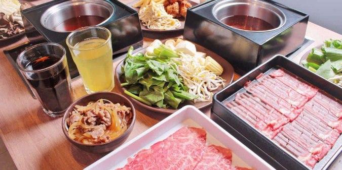 Mantap Restoran Jepang Shabu Gen Jakarta