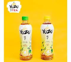 Nikmati Minuman Segar Alami Yuzu Tea