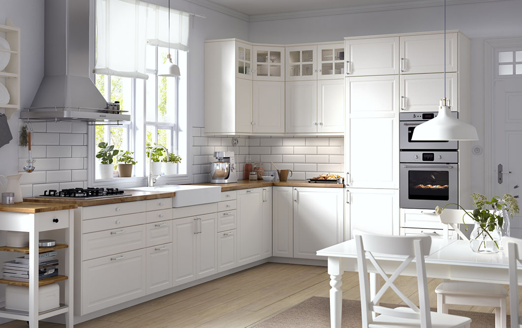 Dapatkan Dapur yang Indah dan Nyaman Dengan Furnitur IKEA