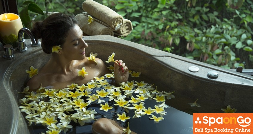 Booking Online Best Spa in Bali Terpercaya