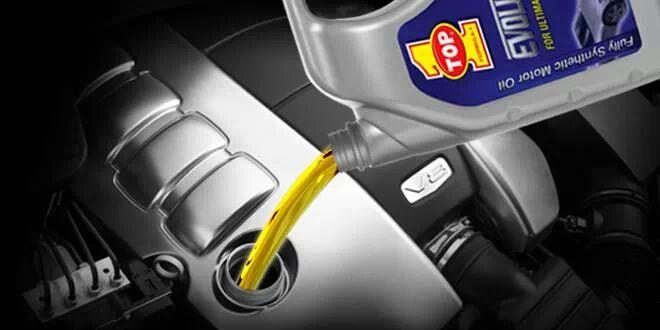Top One Cocok Untuk Ganti Oli Mobil