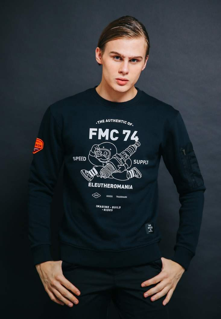 FMC Brand Apparel Motor yang Trendy