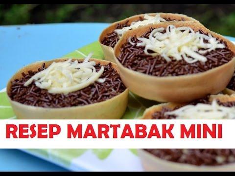 Resep Martabak Mini