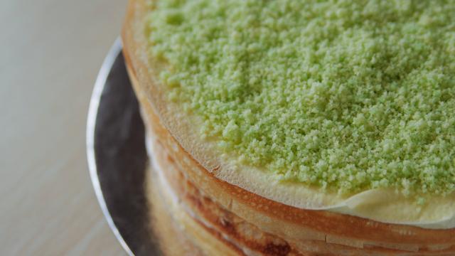 Resep Kue Kukus Cocopandan
