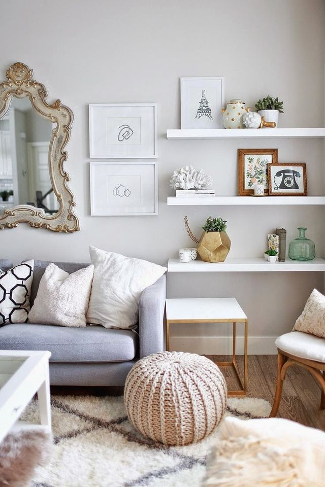 Keuntungan Rak Dinding Ruang Tamu IKEA