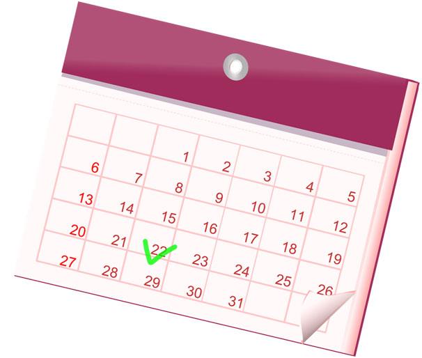kalender kesuburan
