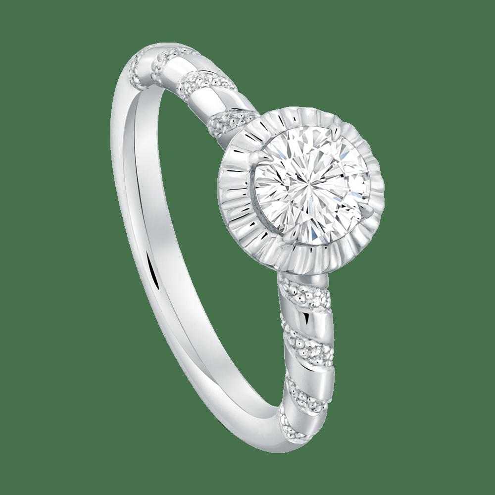 Berbagai Bentuk Model Cincin Berlian Wanita Asli