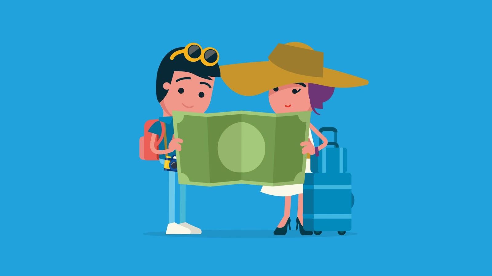 Berwisata Ke Luar Negeri Dengan Jenius