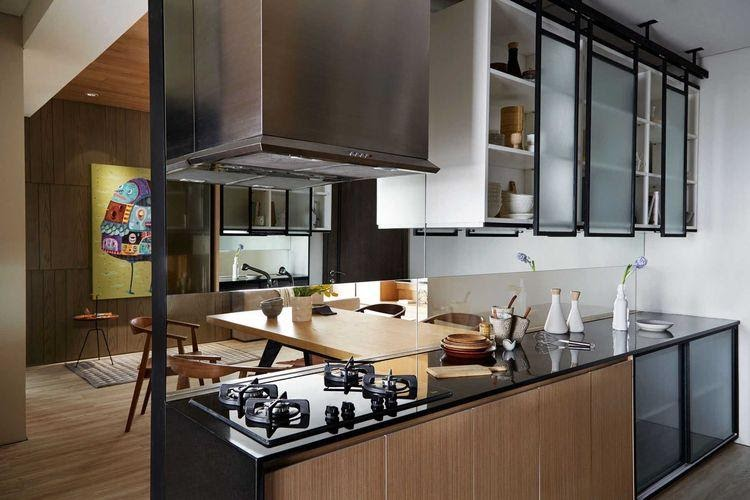 Desain Dapur yang Nyaman Untuk Keluarga